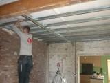 Plaatsen plafonds